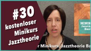 Minikurs Jazztheorie