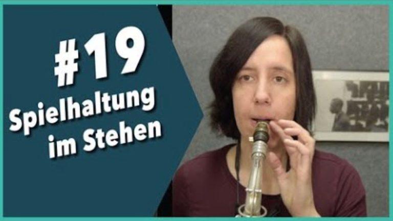 Read more about the article Video #19 Saxophon spielen: Spielhaltung im Stehen