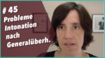 Read more about the article #45 Intonationsprobleme nach der Generalüberholung