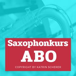 Saxophonkurs-ABO