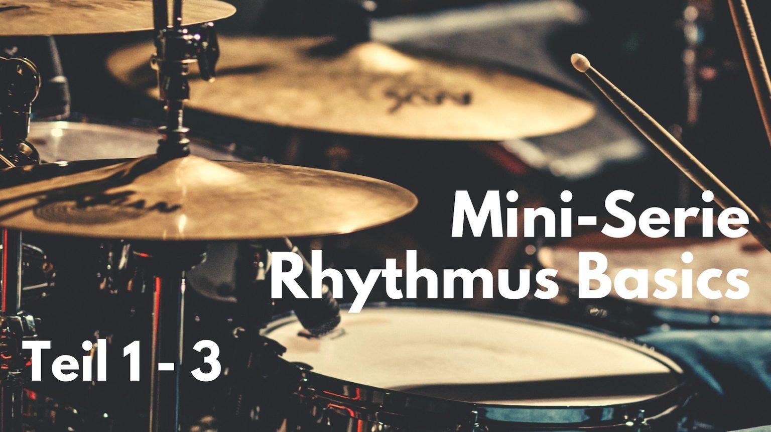 miniserie rhytmus basics