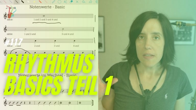 Read more about the article #117 Rhythmus Basics Teil 1